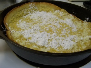 Buttermilk Dutch Baby