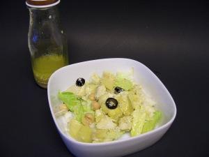Artichoke Romaine Salad (1)