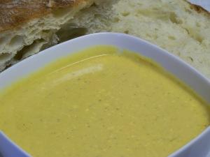 Butternut Squash Fondue