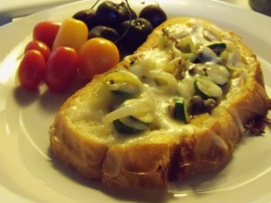 Veggies with Mozzarella (1)